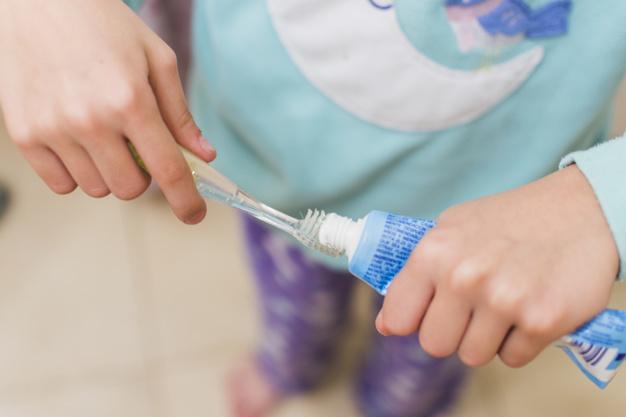 Jak zachęcić dziecko do mycia zębów cz. I