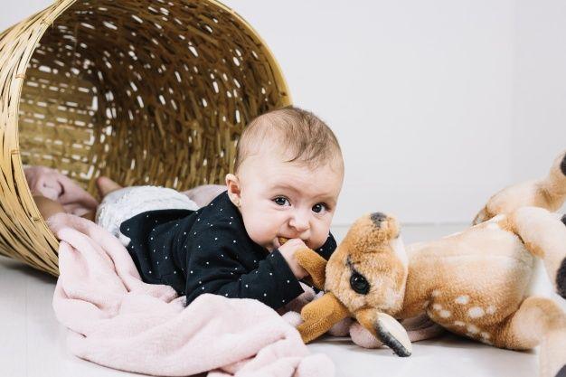 Sposoby na ząbkowanie okiem pediatry
