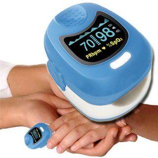 pulsoksymetr saturacja tętno
