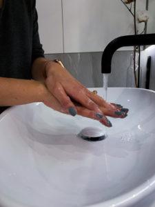 jak myć ręce